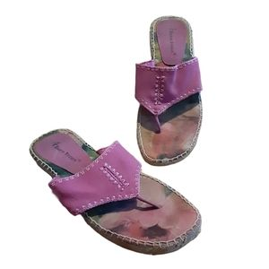 Bare Traps Womens Pink Sandals Size 7M